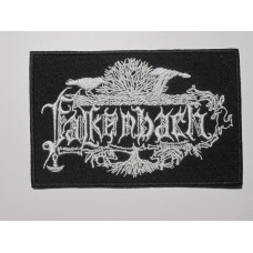 FALKENBACH patch embroidered