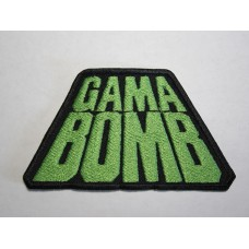 GAMA BOMB patch embroidered