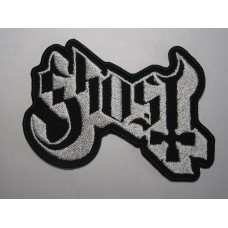 GHOST patch embroidered