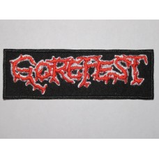 GOREFEST patch embroidered