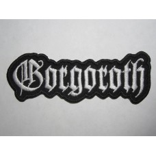 GORGOROTH patch embroidered