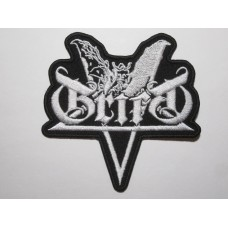 GRIFT patch embroidered