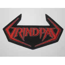 GRINDPAD patch embroidered