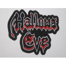 HALLOWS EVE patch embroidered