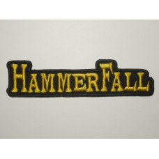 HAMMERFALL patch embroidered