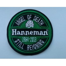 HANNEMAN Slayer patch embroidered