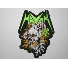 HAVOK patch embroidered