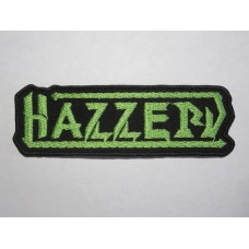 HAZZERD patch embroidered