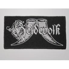 HEIDEVOLK patch embroidered