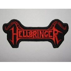 HELLBRINGER patch embroidered