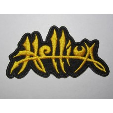 HELLION patch embroidered