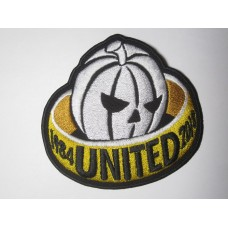 HELLOWEEN patch embroidered United