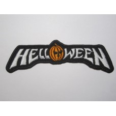 HELLOWEEN patch embroidered