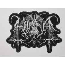 HORNA patch embroidered