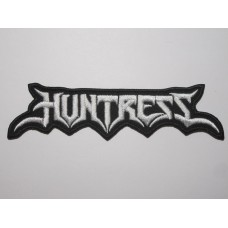 HUNTRESS patch embroidered