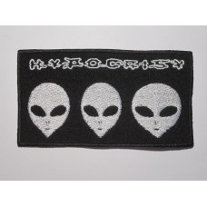 HYPOCRISY patch embroidered