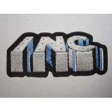 I.N.C. patch embroidered Indestructible Noise Command