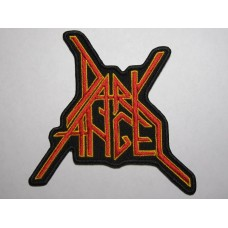 DARK ANGEL patch embroidered logo