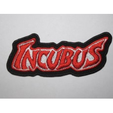 INCUBUS patch embroidered