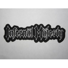 INFERNAL MAJESTY patch embroidered