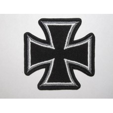 IRON CROSS patch embroidered