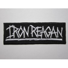 IRON REAGAN patch embroidered