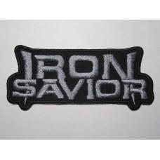 IRON SAVIOR patch embroidered