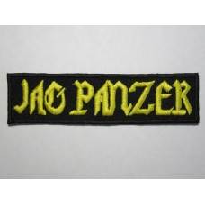 JAG PANZER patch embroidered