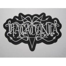 KATATONIA patch embroidered