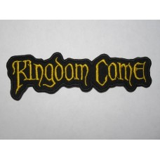 KINGDOM COME patch embroidered