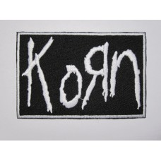 KORN patch embroidered