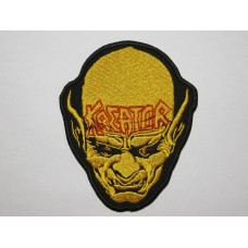 KREATOR patch embroidered