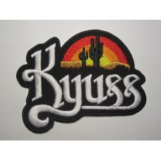 KYUSS patch embroidered