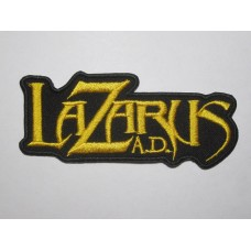 LAZARUS A.D. patch embroidered