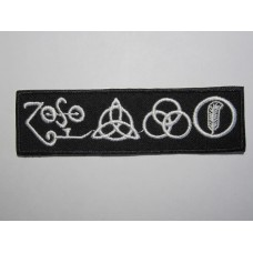 LED ZEPPELIN patch embroidered
