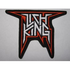 LICH KING patch embroidered