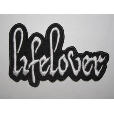 LIFELOVER patch embroidered