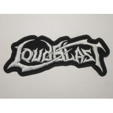 LOUDBLAST patch embroidered