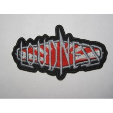 LOUDNESS patch embroidered
