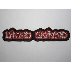 LYNYRD SKYNYRD patch embroidered
