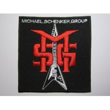MSG patch embroidered Michael Schenker Group