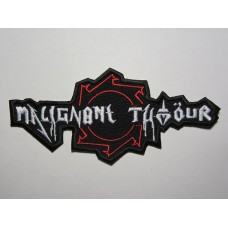 MALIGNANT TUMOUR patch embroidered