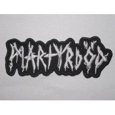 MARTYRDOD patch embroidered