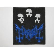 MAYHEM patch embroidered