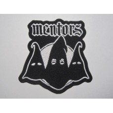 MENTORS patch embroidered