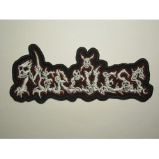MERCILESS patch embroidered
