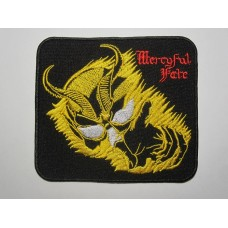 MERCYFUL FATE patch embroidered