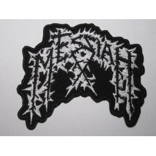 MESSIAH patch embroidered