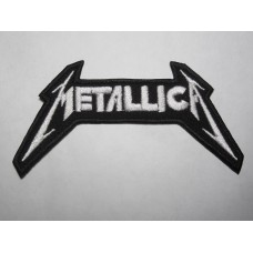 METALLICA patch embroidered