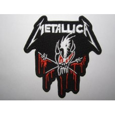 METALLICA patch embroidered Scary Guy